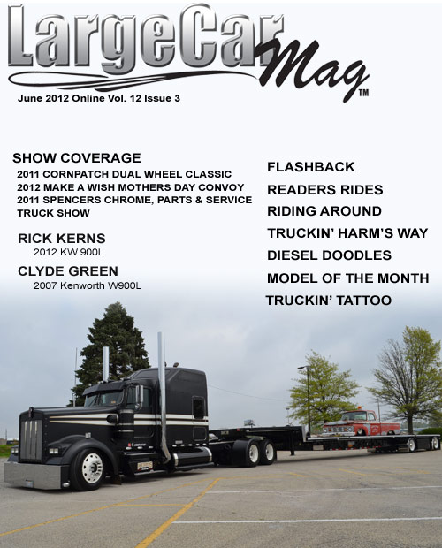 The June Edition of LargeCarMag Online