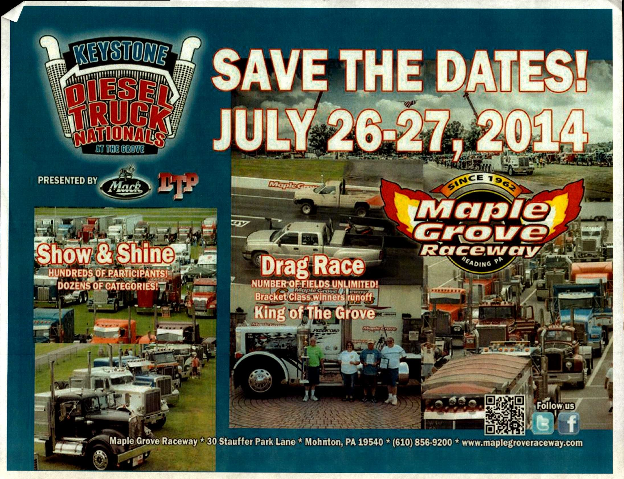 Jul 23 keystone diesel truck nationals reading pa