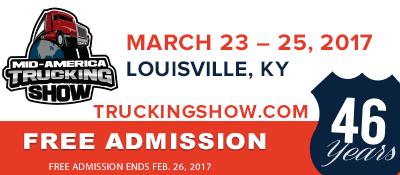 Mid-America Trucking Show 2017